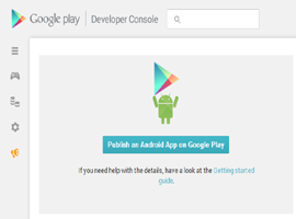 Android App Hosting on Google Play Store